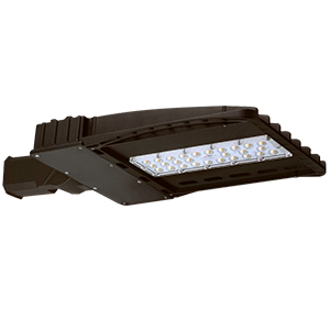 LED STEALTH™ 100W/50K/100-277V-SLIP FITTER/BRONZE- SUPERIOR LIFE®- DLC Image